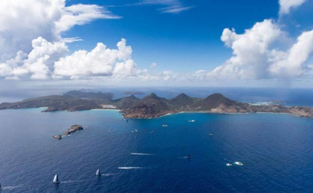 Best Island Beaches For Partying Mykonos St Barts: Game On For Les Voiles De St. Barth 2018