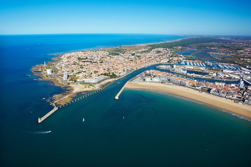 Les Sables d'Olonne will host the start and finish of the 2018 Golden Globe Race. The Race village will open on June 16, and the race will start on Sunday July 1, 2018. - photo © Alexandre Lamoureux