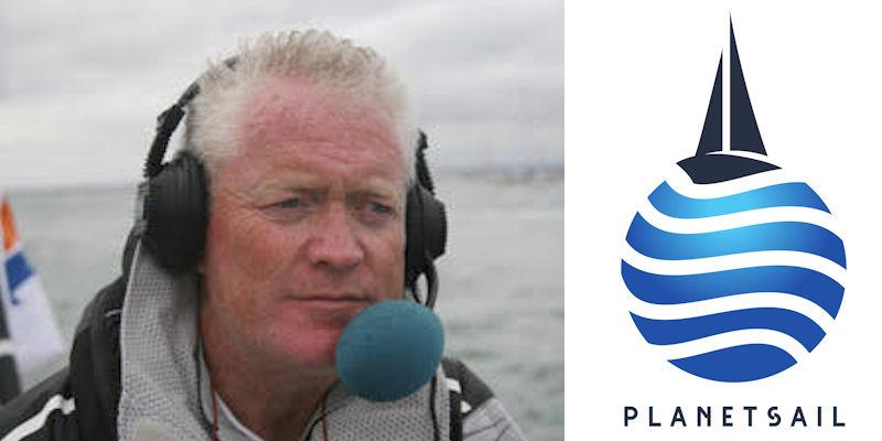 Matt Sheahan, producer of PlanetSail - photo © PlanetSail