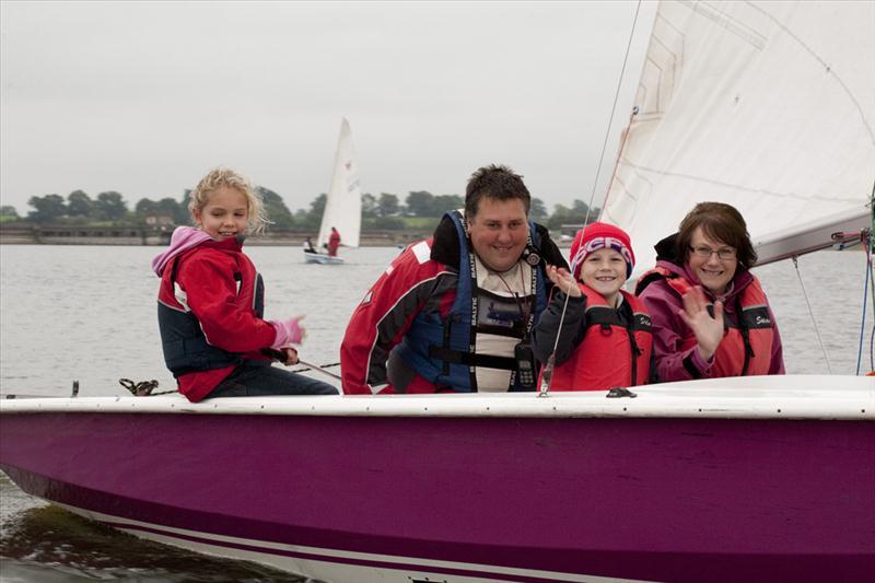 Blithfield Sailing Club awarded RYA OnBoard status