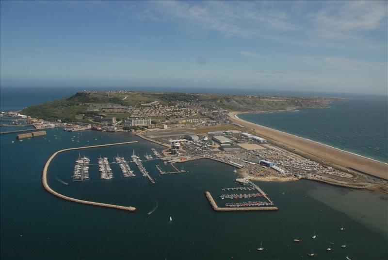 One Year To Go Until 2012 Olympic Games At Weymouth