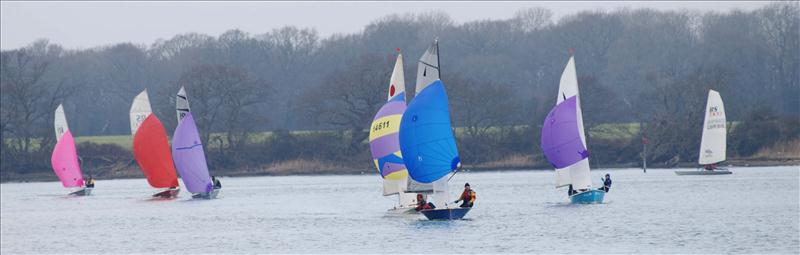 Chichester Snowflake races 3 &amp; 4