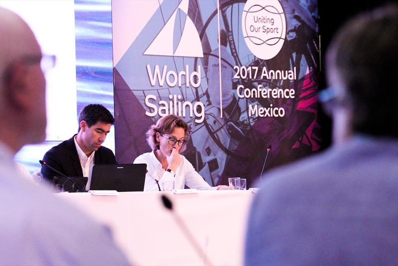 2017 Annual Conference - photo © World Sailing