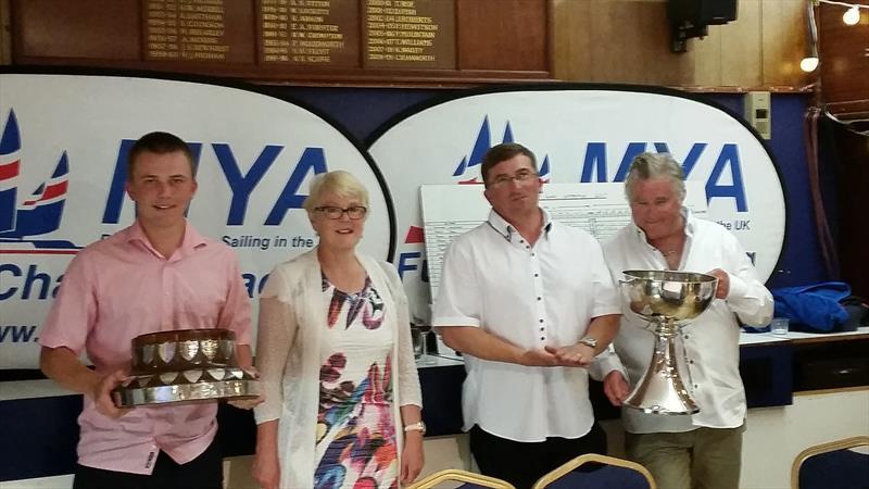 UK (Vane) A-Class Championship at Fleetwood - photo © John Taylor
