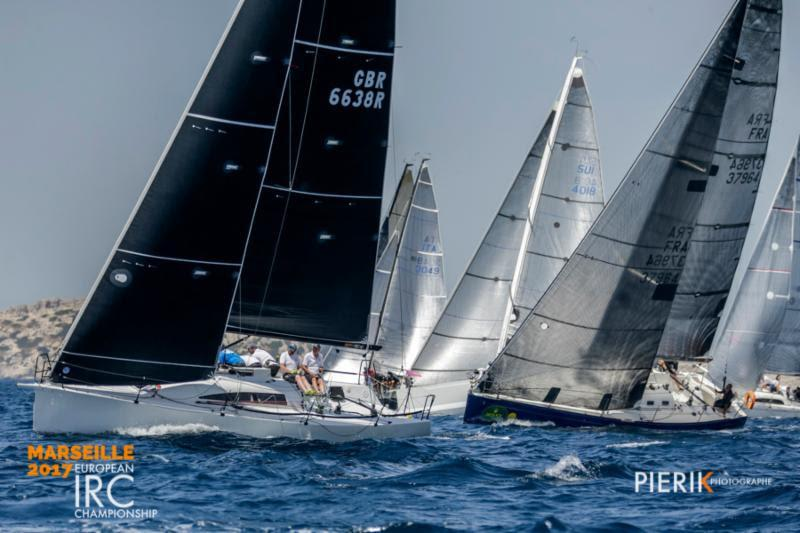 IRC European Championships - Simon Henning's Alice led the three Farr 36s in IRC Three - photo © Pierik Jeannoutot