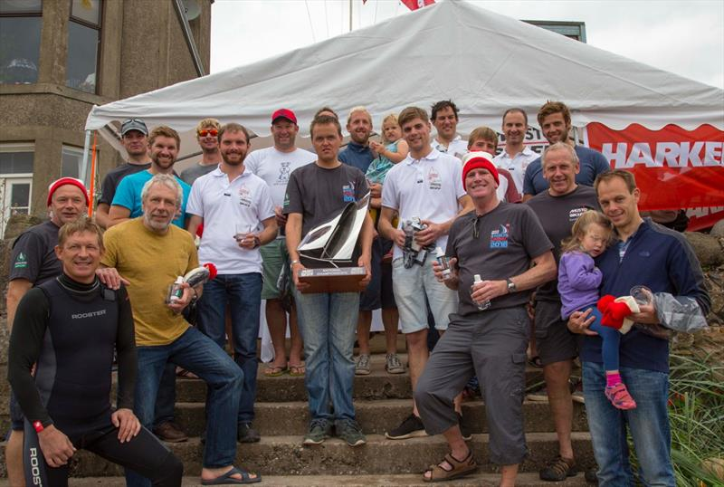 Musto Skiff Nationals at Largo Bay day 4 - photo © Tim Olin / www.olinphoto.co.uk