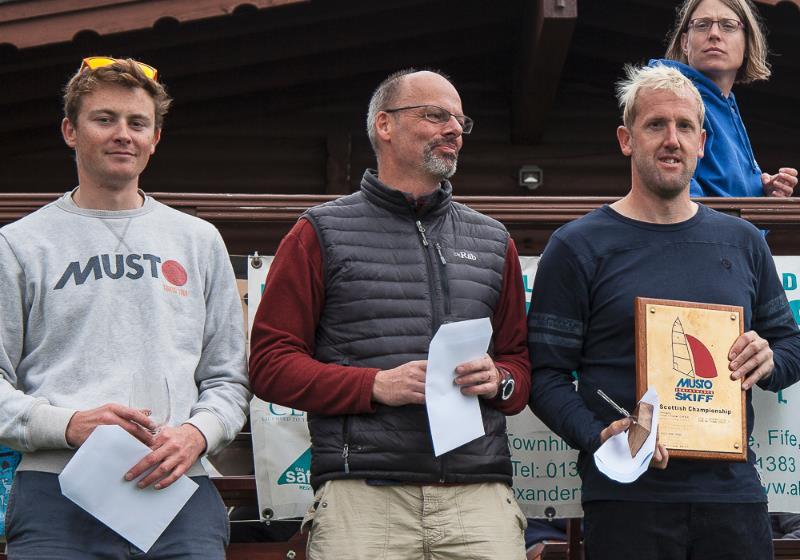 Musto Skiff Scottish Championship at Dalgety Bay - photo © Ruby Rennie Panter