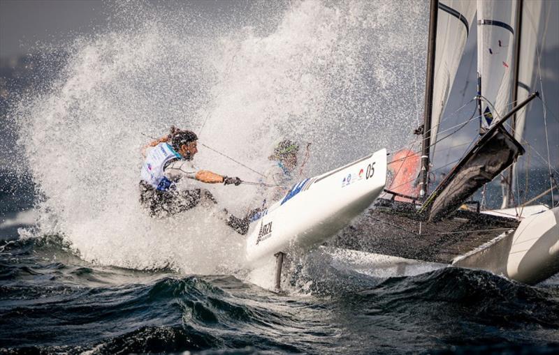 Hempel World Cup Series Enoshima - photo © Jesus Renedo / Sailing Energy / World Sailing