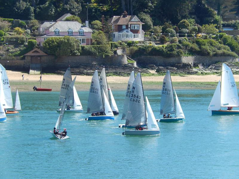 Salcombe Yacht Club May Bank Holiday Open - photo © Margaret Mackley