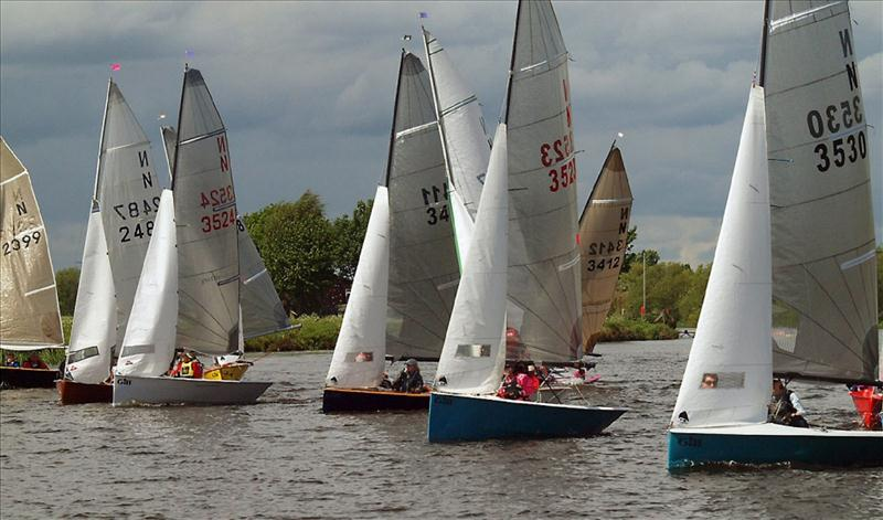 Gill National 12 Series at Trent Valley