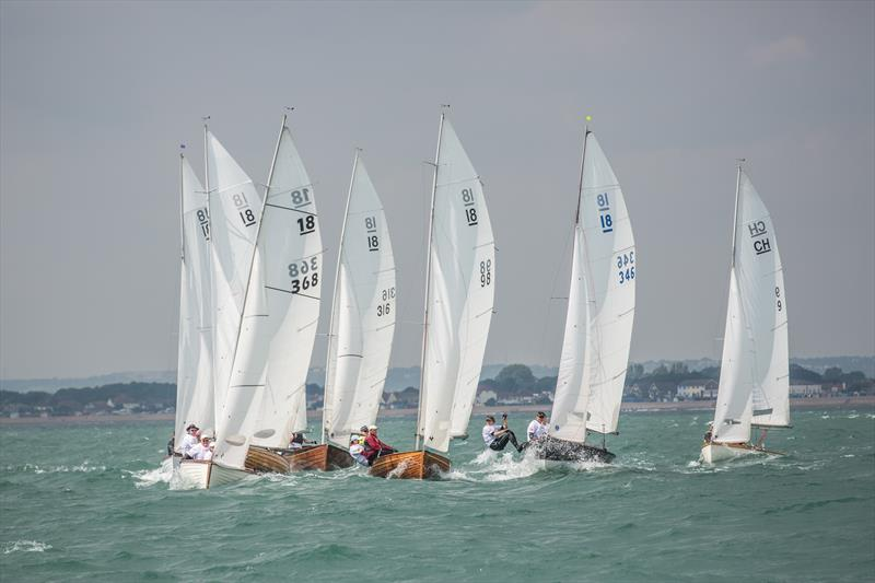 National 18 Championship at Hayling Island - photo © Angus Peel / www.proaction.co