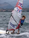RS:X Medal Race on day 8 of the ISAF Sailing World Championship - photo © Ocean Images