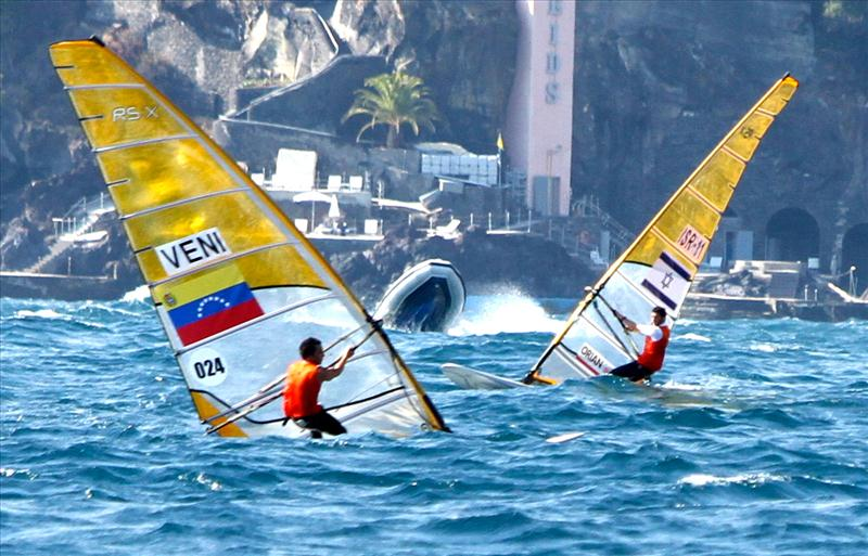 RS:X European Championships day 2
