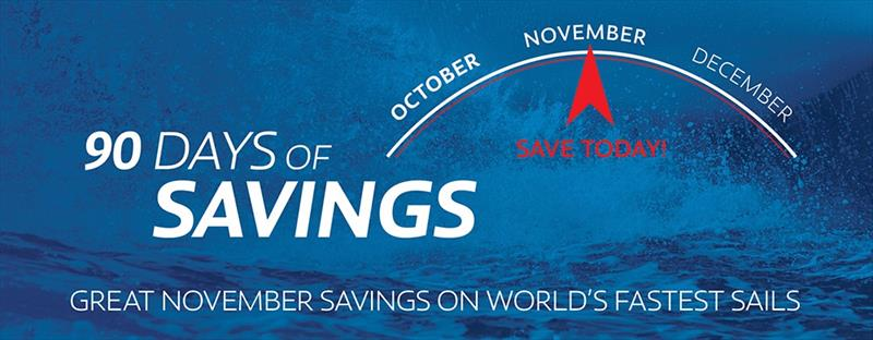 North Sails One-Design's 90 Days of Savings - photo © North Sails