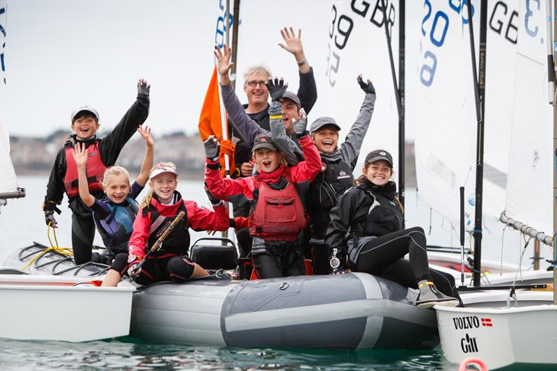 The Principle Of An Optimist Tomorrow Will Be: RYA Zone And Home Country Championships