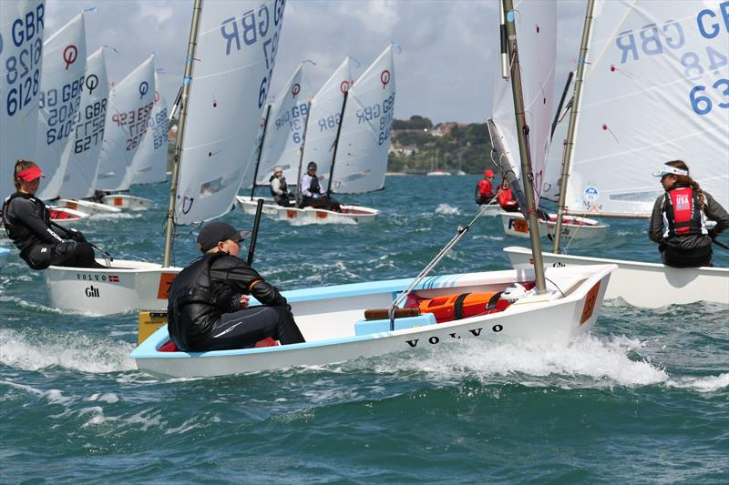 2017 Volvo Gill Optimist British National and Open Championships - photo © Peter Newton Photography