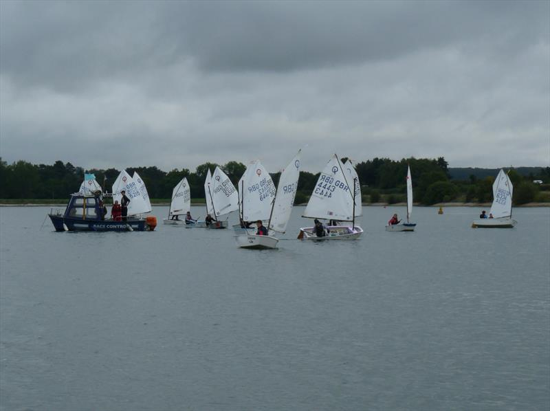 Shustoke Optimist Open - photo © Denis