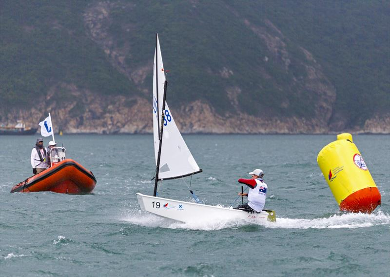 2017 Optimist Asian and Oceanian Championship team racing - photo © 2017 Optimist Asian & Oceanian Championships / Guy Nowell