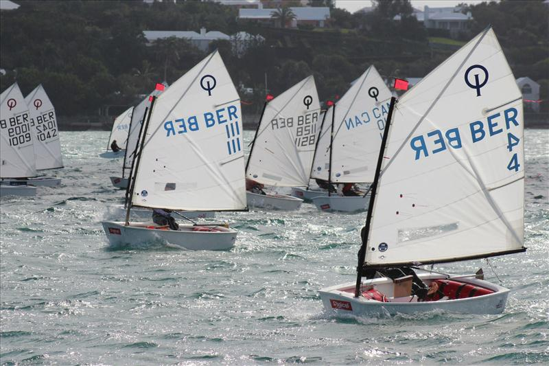 Digicel Bermuda Open and National Optimist Championships