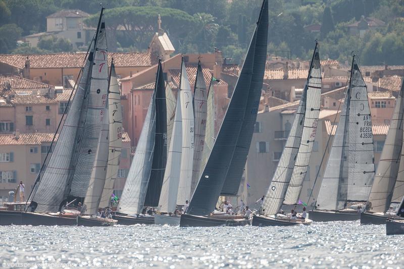 Les Voiles de Saint-Tropez - photo © Gilles Martin-Raget