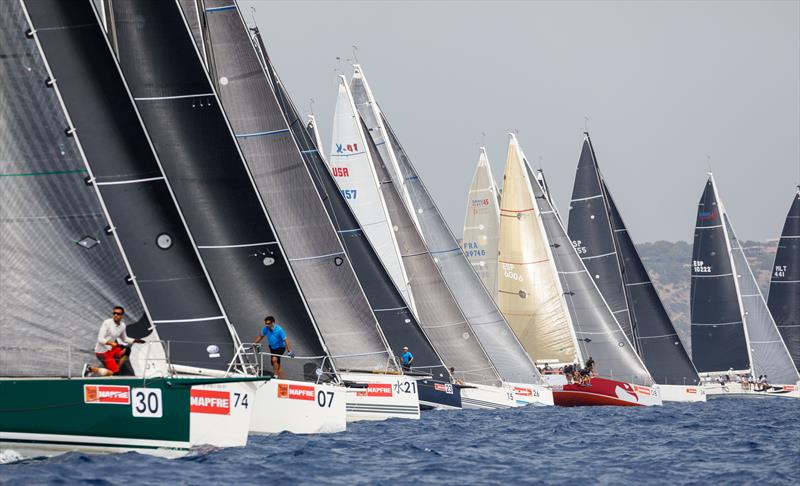 BMW ORC 1 fleet on day 3 of the 36th Copa del Rey MAPFRE - photo © Nico Martinez / Copa del Rey MAPFRE
