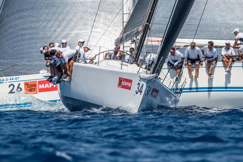 Aifos, BMW 0RC 1 on day 5 of the 36th Copa del Rey MAPFRE - photo © Ricardo Pinto / Copa del Rey MAPFRE