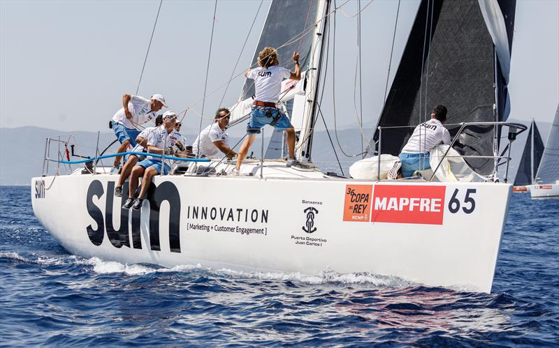 Sum Innovation, BMW ORC 2 on day 5 of the 36th Copa del Rey MAPFRE - photo © Nico Martinez / Copa del Rey MAPFRE