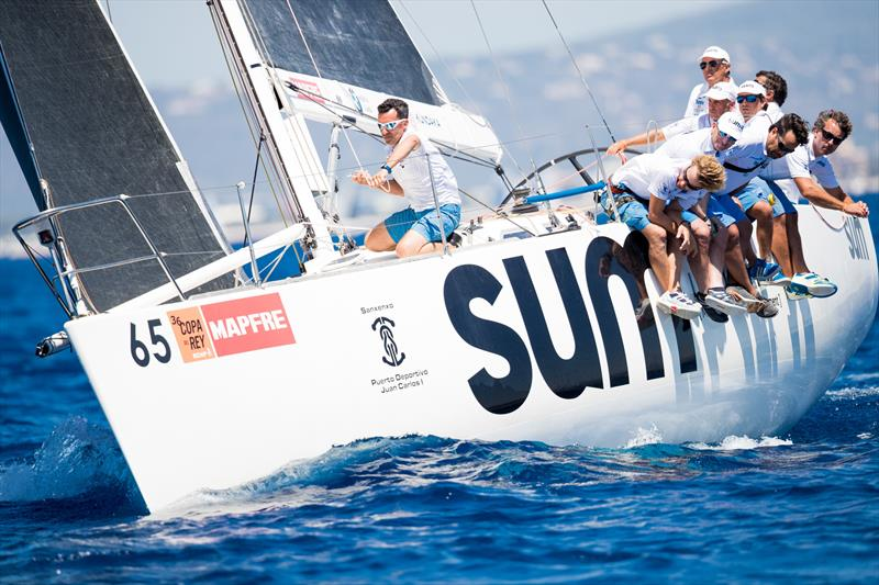 Sum Innovation, winner of BMW ORC 2 at the 36th Copa del Rey MAPFRE - photo © Tomas Moya / Copa del Rey MAPFRE