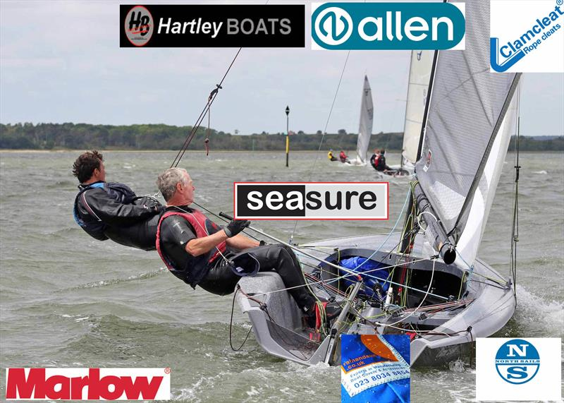 All set for the Osprey Nationals at Poole - photo © Mike Millard