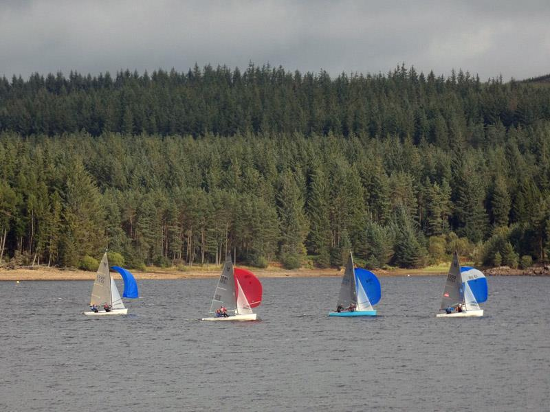 Osprey Scottish & Northern Championship at Kielder Water - photo © Judy Scullion and Angela Mamwell
