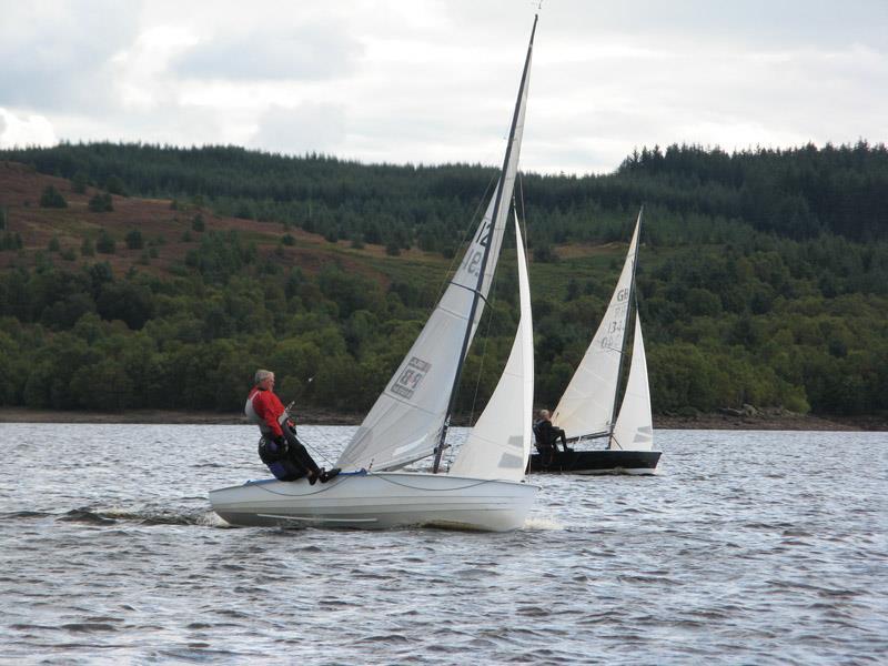 Osprey Scottish & Northern Championship at Kielder Water - photo © Judy Scullion and Angela Mamwell