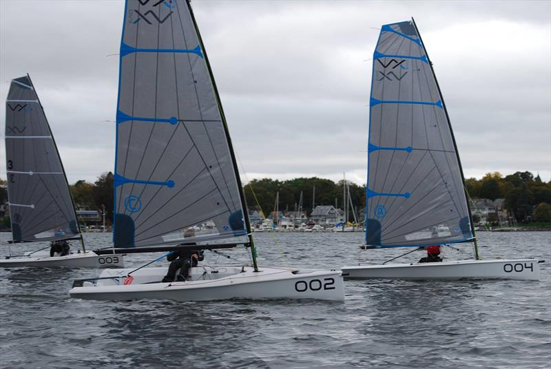 VX EVO in action - photo © Ovington Boats