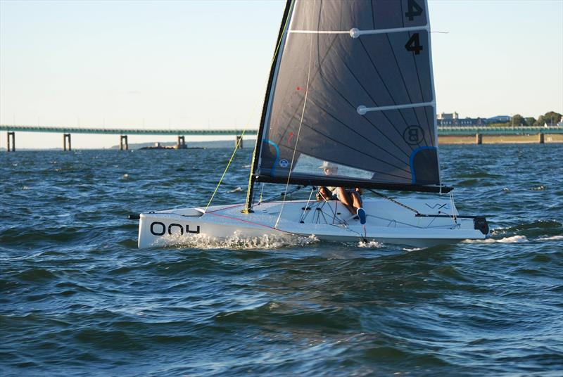 VX EVO - photo © Ovington Boats