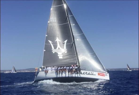Hydra HK46 - photo © Performance Yacht Charter