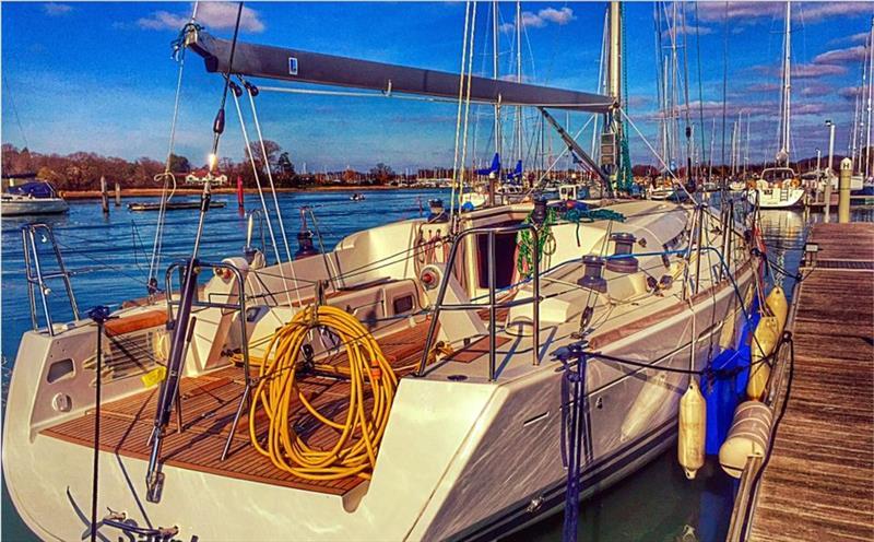 Sailplane 2, Beneteau First 45 - photo © Performance Yacht Charter