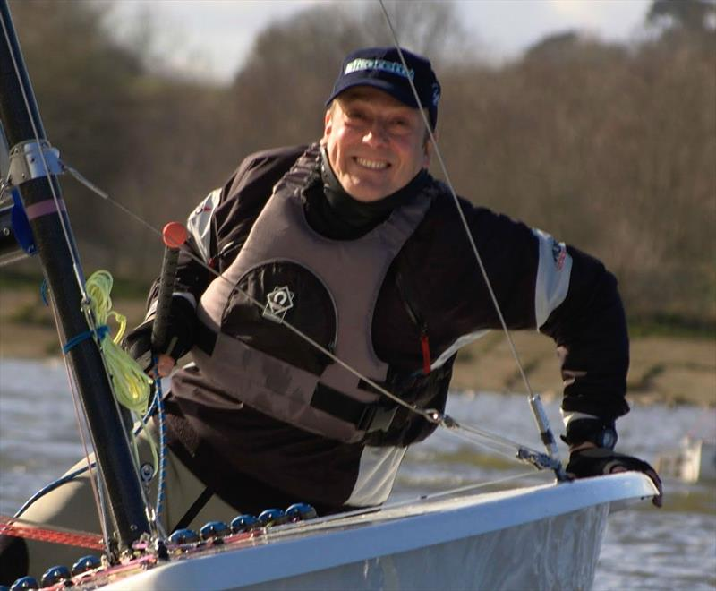 Roger Race, a tribute to the life of Roger Battersby, will be held on Sunday 5th November at Sutton Bingham Sailing Club photo copyright SBSC taken at Sutton Bingham Sailing Club and featuring the Phantom class