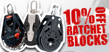 Ratchet Block Sale!
