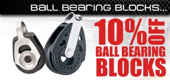 10% Ball Bearing Blocks!