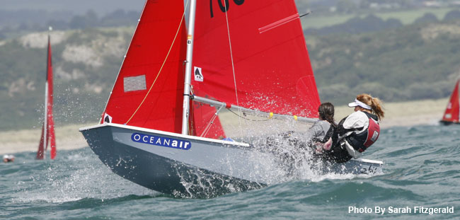 P b sails dominate the mirror nationals and worlds for Mirror yacht
