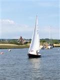 Exe Sails Devon Yawl Mizzen