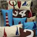 Exe Sails Recycled Sailcloth Cushion