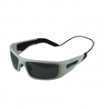 Forward EVO Polarised Sunglasses - Gloss white with black grips