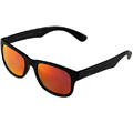 Gill Reflex Sunglasses Black/Orange