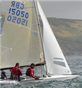 North Sails Fireball RJ-3 Jib