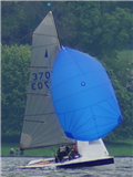North Sails Merlin Rocket K-5 Spinnaker