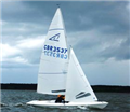 North Sails Flying Fifteen DX3 Mainsail