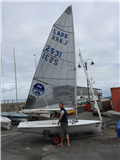 North Sails Lark AM-1 Mainsail