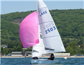 North Sails Lark LS-6 Spinnaker