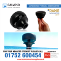 Technical Marine Supplies - Calypso Marine Instruments - Ultrasonic Portable Anemometer