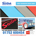 Technical Marine Supplies - SeaDek Self Adhesive Deck Grip